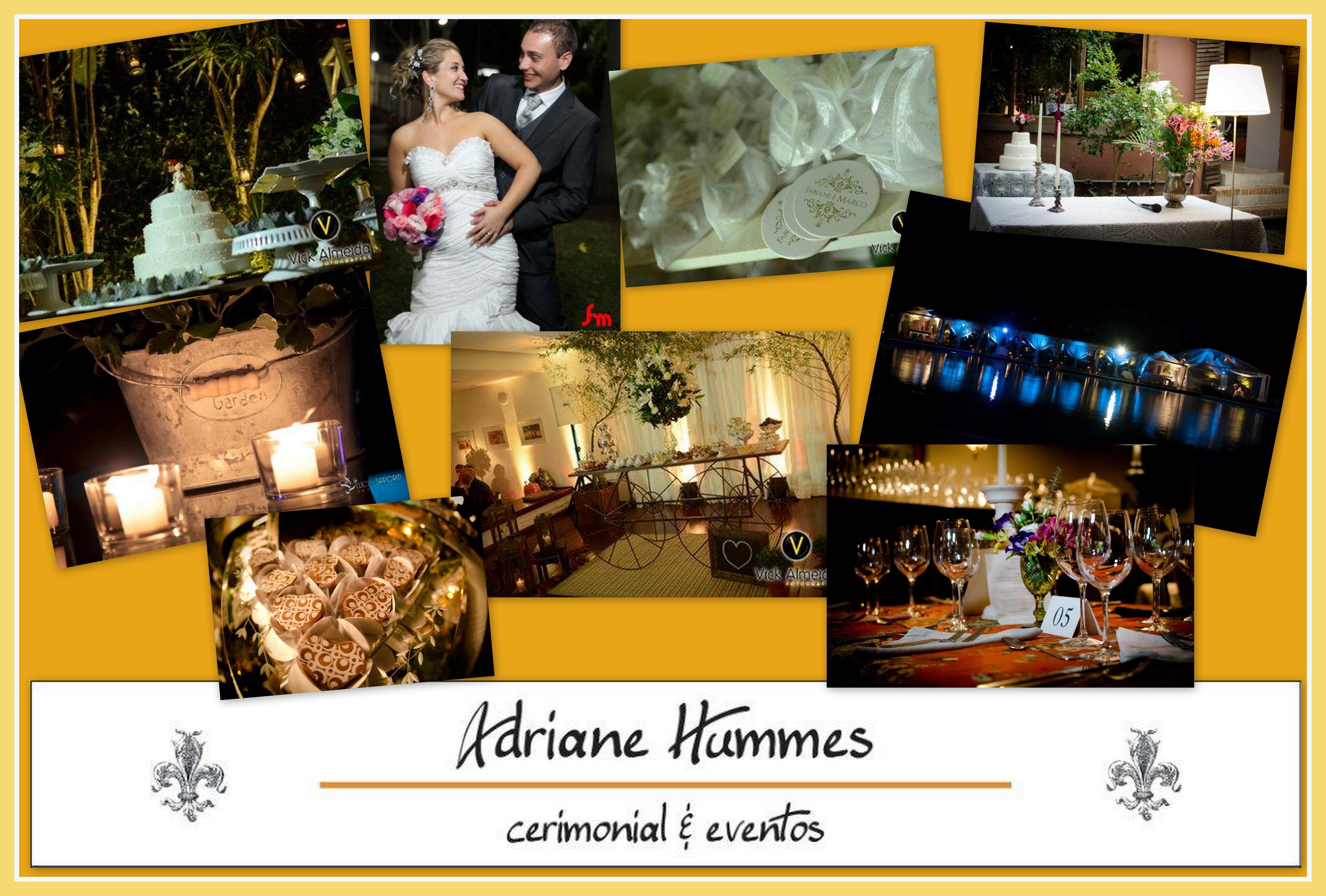 Em outubro de 2013, 10 anos de Adriane Hummes Cerimonial e Eventos