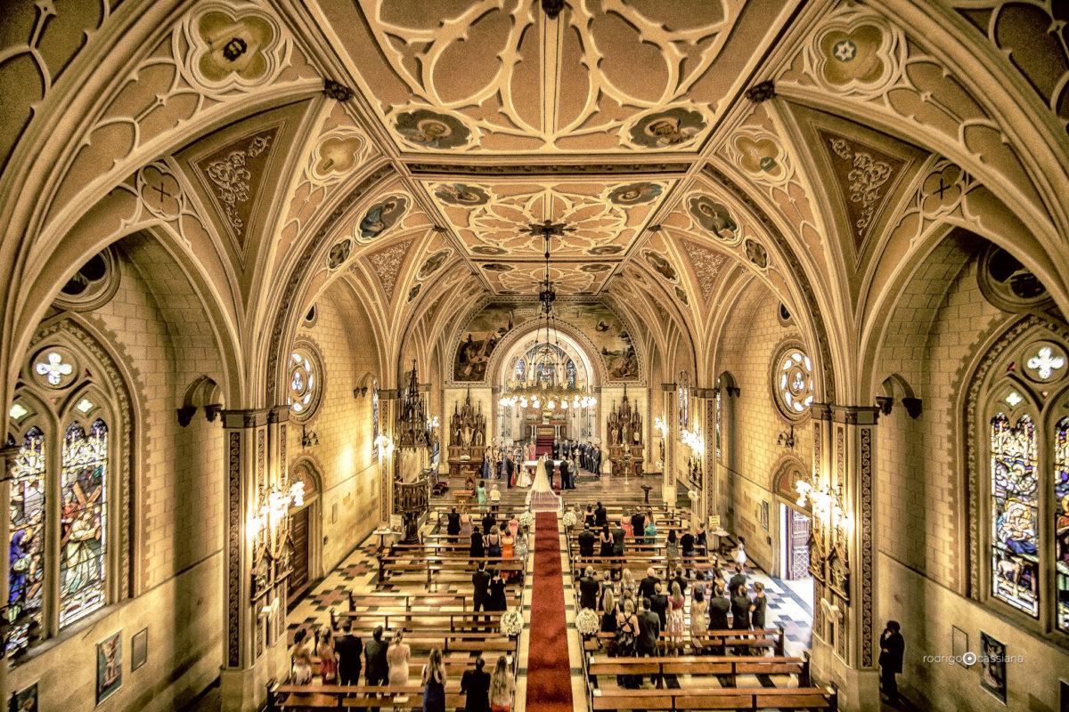 Casando na Igreja Católica