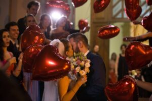 Casamento Cristine e Gustavo na Sogipa