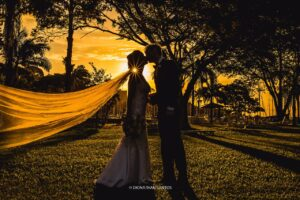 Casamento Alessandra e Fabrício ao ar livre