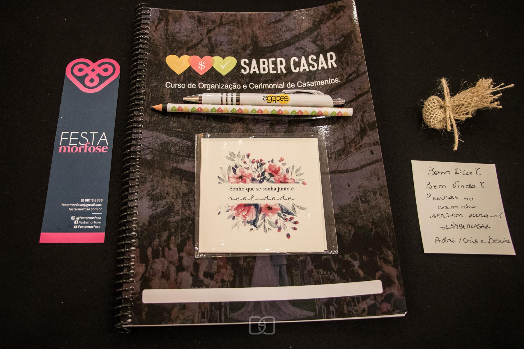 Curso Saber Casar- como foi a 1º Edição/Porto Alegre