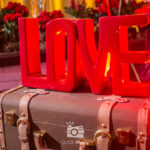 Festa temática Dia dos Namorados- Merci Casa de Eventos