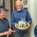 Festa em casa- Aniversário Surpresa de 90 anos